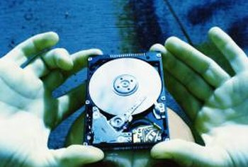 Hard drive jumpers unlock special configurations.