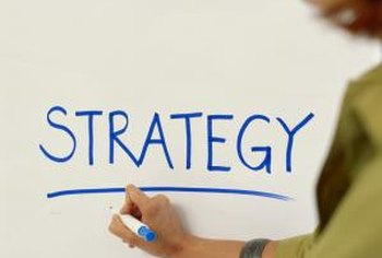 A proper strategic plan should identify your company, explain goals, and outline how you will achieve them.