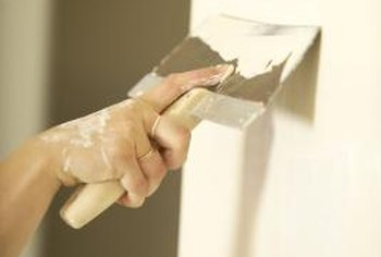 Hard coating enhances the quality of drywall.