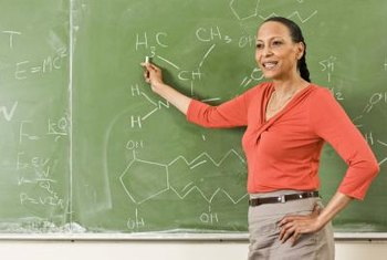 A chemical engineer may opt for a career change to teach chemistry or math.
