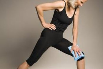 Certain exercises can aggravate bad knees.
