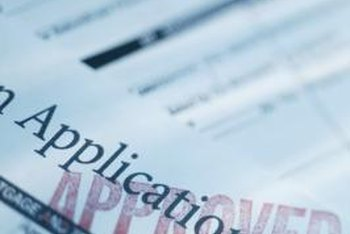 Instead of loan applications, try applying for a business line of credit.