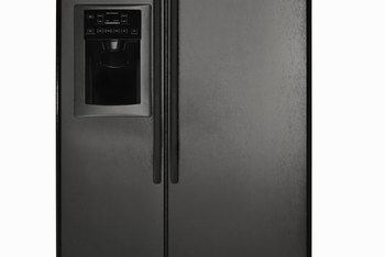A refrigerator can weigh over 300 pounds.