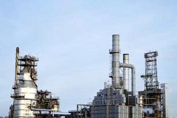 Oil companies are major employers of chemical engineers.