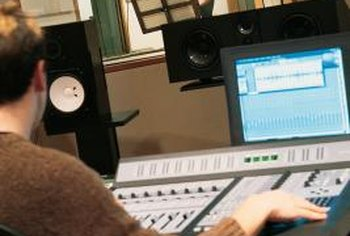 Studio time and recording services can be marketed to a wide variety of consumers.