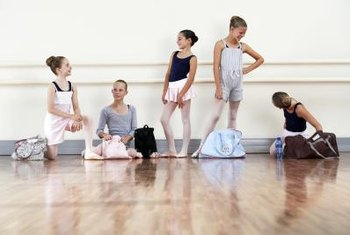 Your dance studio must meet the building code before it can open.