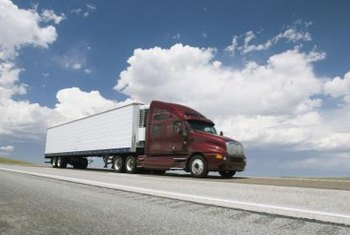 Trucking company rate sheets must cover rolling expenses.