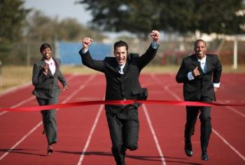 Business owners aim to consistently beat the competition with a strong marketing plan.