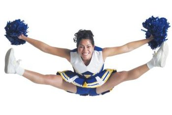 Implementing drills helps your cheerleaders improve their jumps, stunts and tumbling.