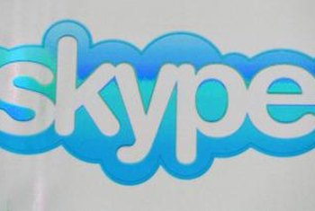Separate Skype apps are available for iPhone and iPad devices.