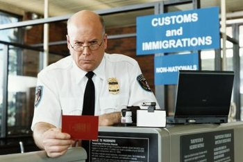 Immigration officers should not be confused with customs officers.