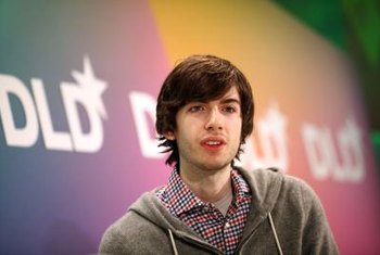 David Karp is the founder of the Tumblr network.