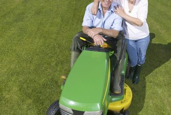 When your lawn tractor blows fuses, the problem may be simple.