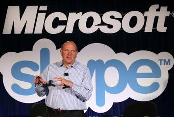 Skype, owned by Microsoft, is still primarily a free service.