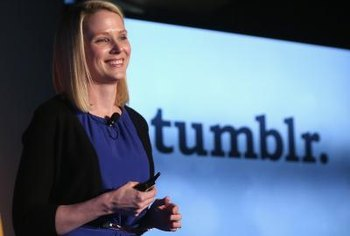 Yahoo purchased Tumblr for $1.1 billion in 2013.