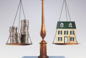 Certain real estate transactions may require an additional home loan.
