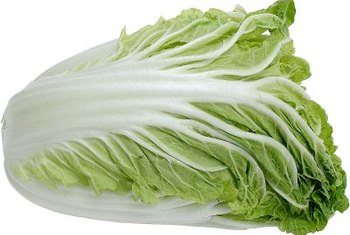 Chinese cabbage typically takes 70 to 85 days to reach maturity from seed.