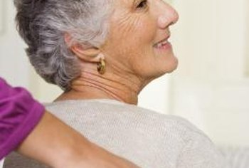 Ask customers for referrals to your home-care service.