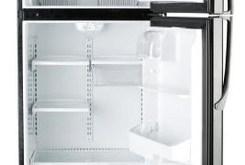 Freezer locations on refrigerators have pros and cons.