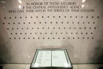 Many CIA field agents have given their lives for their country.