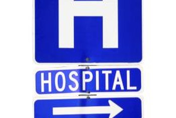 The director of a hospital is likely to have a graduate degree in hospital administration.