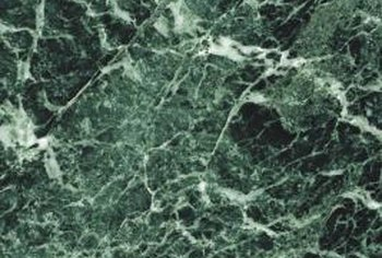 Marble countertop tiles offer the same natural veins found in other stone tiles.