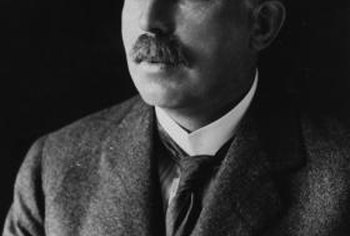 Rutherford won a Nobel Prize in 1908.