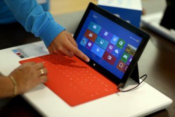 Restore your Surface Pro to original factory settings or reinstall Windows 8.1 while keeping your files.