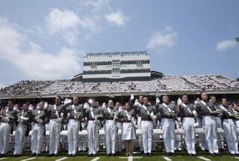 Some U.S. Army engineers are graduates of the U.S. Military Academy at West Point.