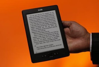 The basic Kindle model does't have volume control as it can't play audio.