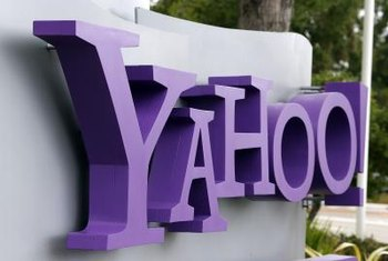 Yahoo Mail can be checked by third-party clients including Gmail.