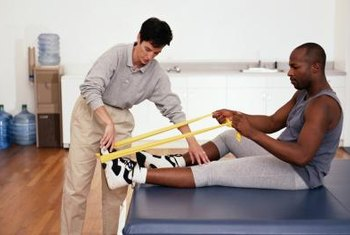 Physical therapists require at least seven years of training.