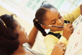 Enjoying working one-on-one with students is key to a successful tutoring business.