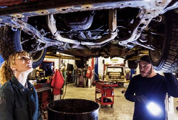 The Average Salary of Auto Repair Owners