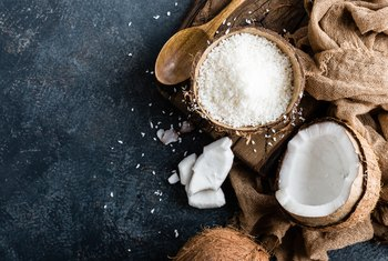 What Are the Benefits of Eating Shredded Coconut?