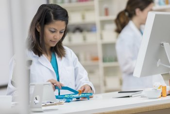 Math You Need to Know to Be a Pharmacy Technician