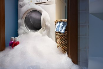 What to Do When Your Washing Machine Floods by