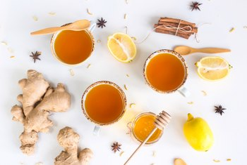 Can Toddlers Drink Ginger & Honey?