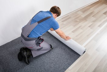 What Should I Use to Connect Laminate to Carpet?