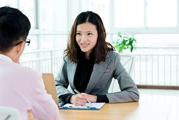 What to Say at a Receptionist Interview