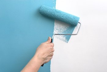 How to Paint Wall Patches