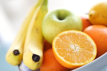 The Carbohydrates in Bananas and Oranges