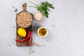 Garbanzo Bean Health Benefits