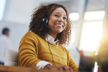 What Are the Duties of a Telesales Representative?