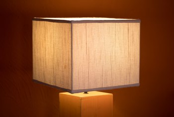 How to Clean an Old Yellowed Lampshade