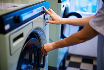 How to Fix an LG Washing Machine With an LE Code