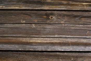 How to Repair Split Wood Boards