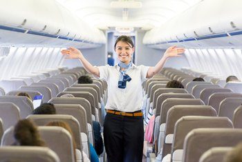 How to Get a Job As a Stewardess