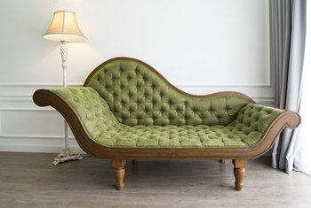 The Average Cost to Reupholster a Couch