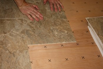 Remove Linoleum Before Laying Tile, Can You Put Laminate Flooring Over Asbestos Tile